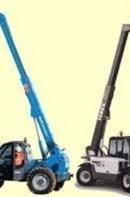 Uprawnienia wózki specjalizowane IWJO ładowarki teleskopowe ORENT-2