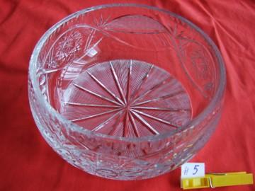 Nr 5 Misa kryształowa kryształ PRL