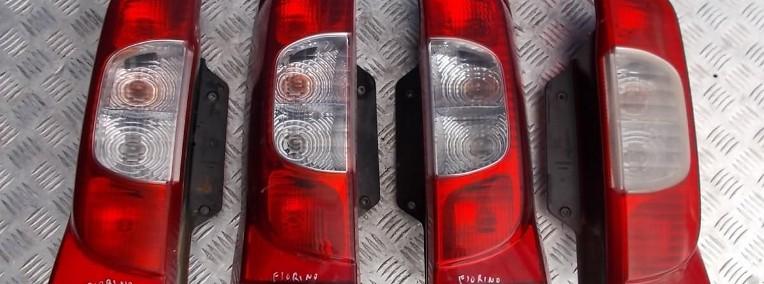 FIAT FIORINO PEUGEOT BIPPER LAMPA TYLNA LEWA PRAWA-1