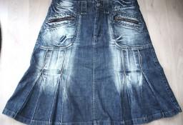 Miss Etam Dżinsowa Spódnica Jeans 38 40 L