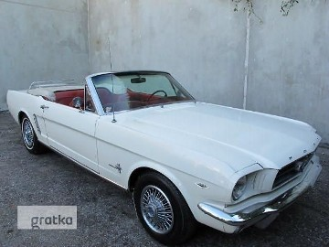 Ford Mustang z 1965 roku Auto Punkt
