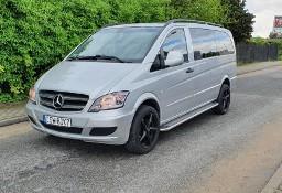 Mercedes-Benz Vito W639 2.2 CDI / 6-Osobowy / Klima / Polski Salon !!