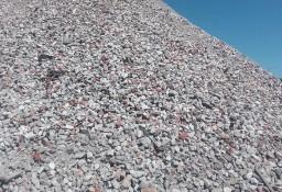 Żwir, tłuczeń, beton kruszony, cegła kruszona, kruszywa, kruszywo, kamyczki, kamienie