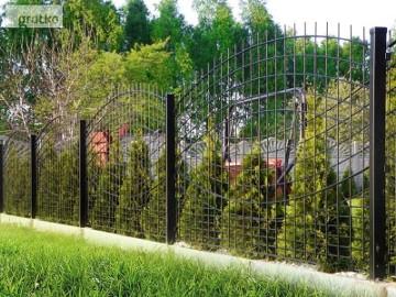 panele ogrodzeniowe dekoracyjne