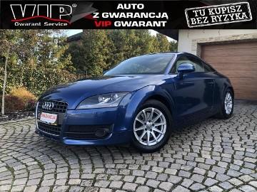 Audi TT II (8J) ksenon • BOSE • alcantara • czarny sufit • SERWIS