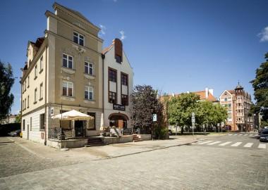Apartament z Ogrodem Gdańsk Stare Miasto, ul. Grobla IV
