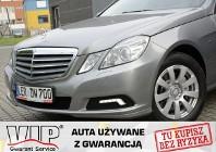 Mercedes-Benz Klasa E W212 E250 1.8 CGI 205KM Z Niemiec Opłacony Led Parktronik Gwarancja VIP