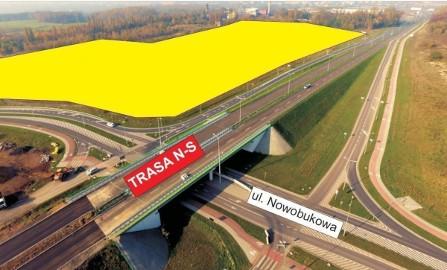 Działka inwestycyjna Ruda Śląska