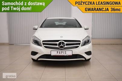 Mercedes-Benz Klasa A W176 180 ASO BiXenon LED Klimatyzacja Tempomat Podgrz.Fotele Alufelgi PAP