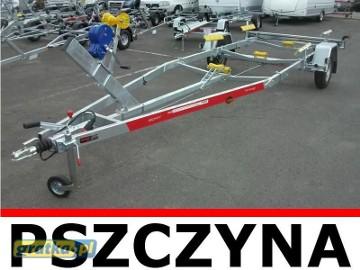 Przyczepa do przewozu łodzi Swidnik TEMA BOAT B13/071/21V Fabrycznie nowa!
