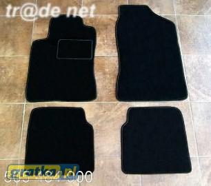 Citroen XM 1989r.-2000r. najwyższej jakości dywaniki samochodowe z grubego weluru z gumą od spodu, dedykowane Citroen XM