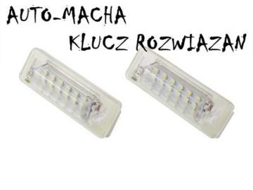 Mercedes W202 W210 lampki podświetlenia tablicy NOWY WYSYLKA