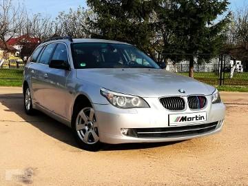 BMW SERIA 5 3.0d LIFT Automat, Śliczny, Super zadbany!