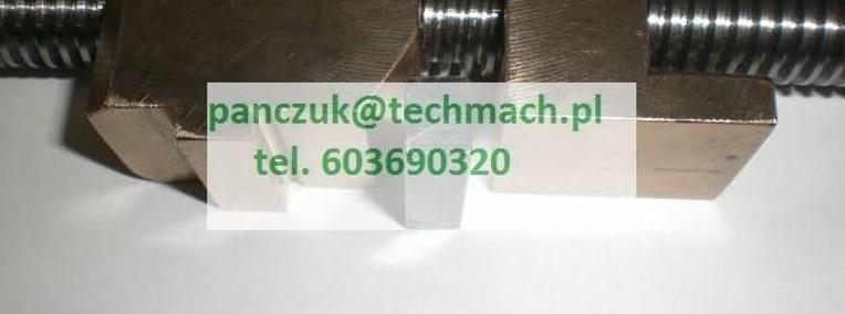 Śruba trapezowa do tokarki tel. 603690320-1