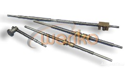 Śruba wzdłużna do frezarki FWA 41M*części do frezarek*śruba do FWA41M