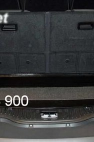 FORD S-MAX od 2006 do 2010 7 osobowy mata bagażnika - idealnie dopasowana do kształtu bagażnika Ford S-MAX-2