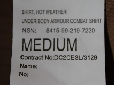 Combat shirt brytyjski DPM pustynny-2