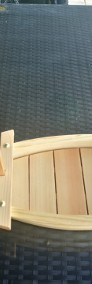sushi półmisek łódka drewno drewniany talerz-3