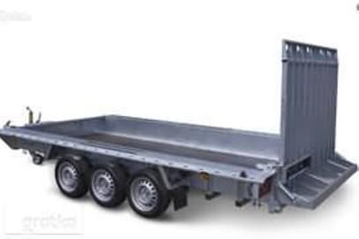Martz Tema BAU 3 400/3 S - trzy osie, podpora łyżki, koło z automatem składania, naja