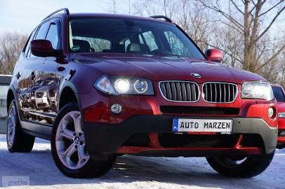 BMW X3 I (E83) 3.0 Diesel 218 KM Lift Navi Skóra GWARANCJA!