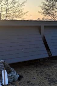 Garaż blaszany blaszak dwustanowiskowy WZMOCNIONY garaże na wymiar-2