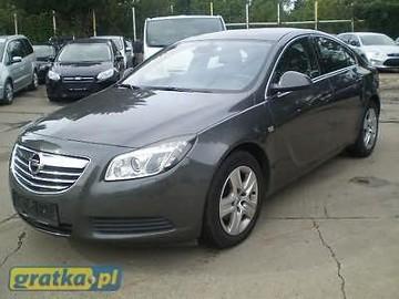 Opel Insignia ZGUBILES MALY DUZY BRIEF LUBich BRAK WYROBIMY NOWE