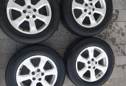 Koła, Felgi aluminiowe oryginalne Toyota Rav4 17x7J ET 45, 5x114,3 Alufelgi Toyota