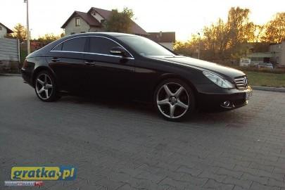 Mercedes-Benz Klasa CLS W219 Pełna Opcja