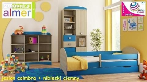 zestaw NEO z łóżkiem i regałem - WYSYŁKA GRATIS - mebelki dla dzieci