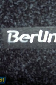 PROMOCJA DYWANIKI WELUROWE BERLINGO 2008 - REFERENCJA 9464AY Citroen Berlingo-2