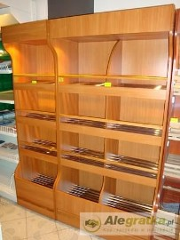 regały piekarnicze producent polski regały na chleb nowe