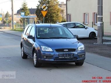 Ford Focus Mk2 FOCUS 1,6 TDCI 169 TYS KM, CLIMATRONIC, SUPER STA-1