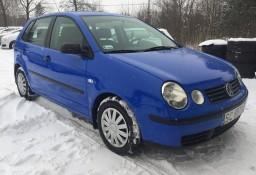 Volkswagen Polo IV 1.4 benz., gaz sekwencyjny, 5d., zar. w PL, st.bdb