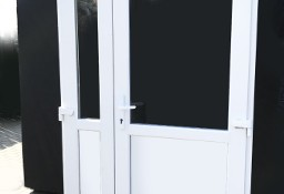 125X210  szyba panel DRZWI PCV kolor Biały