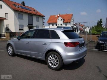 Audi A3 2.0 TDI DPF Attraction BEZWYPADKOWA , CHROM ,ALU ,