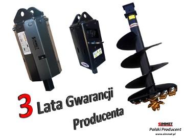 Wiertnica hydrauliczna od 2ton - 5ton NOWA producent , mini koparka