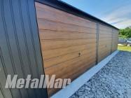 Garaż Premium 3x stanowiska na wymiar kształtownik solidny transport