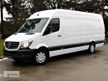 Mercedes-Benz Sprinter 314 CDI Super Maxi ! Extra Stan! Full Serwis! 2017