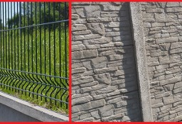 Ogrodzenia betonowe i podmurówka / GIżycko, Gołdap, Ełk