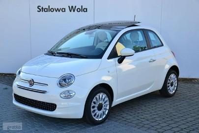 Fiat 500 Lounge Panorama 1.2 69KM Automat Klima AndroidAuto/CarPlay
