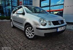 Volkswagen Polo IV 1.4 Benzyna Bez DPF i Dwumasa Serwis Bezwypadkowy Gwarancja okazja