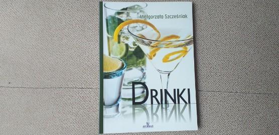 DRINKI książka
