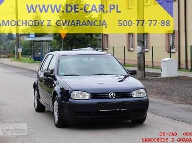 Volkswagen Golf IV GOLF 1,4 5 DRZWI KLIMA PERFEKCYJNY STAN, GWARANCJA-1
