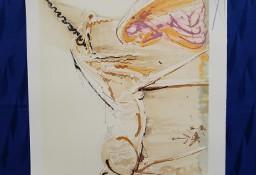 Salvador Dalí (d'après) Litografia oryginalna 1983