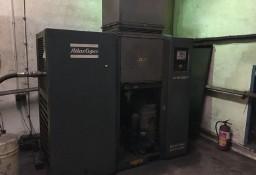 Sprężarka Atlas Copco + zbiornik, Kompresor