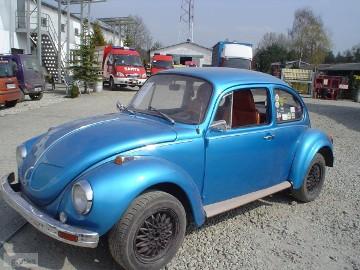 Volkswagen Garbus REMONTY POJAZDÓW ZABYTKOWYCH