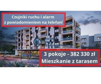 Nowe mieszkanie Rzeszów Zalesie, ul. Strażacka