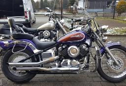Yamaha Drag Star XVS 650 Custom