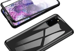 Etui MAGNETIC Szkło 360° do Samsung S20+ Plus
