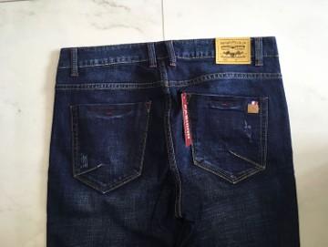 Nowe Jeansy Fashion style Levis 520 kolekcja Zhen